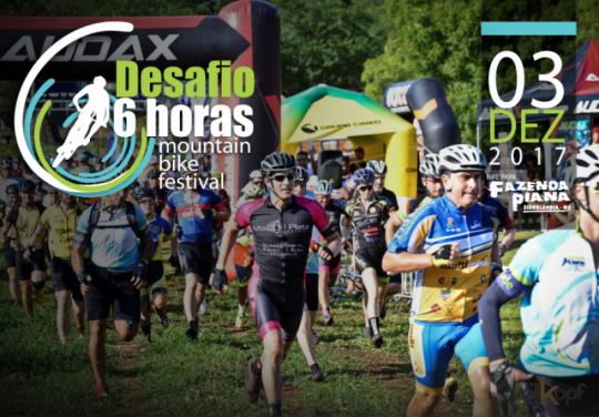 DESAFIO 6H DE MOUNTAIN BIKE FESTIVAL 2017