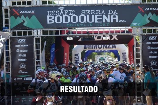 DESAFIO SERRA DA BODOQUENA DE MTB 2017