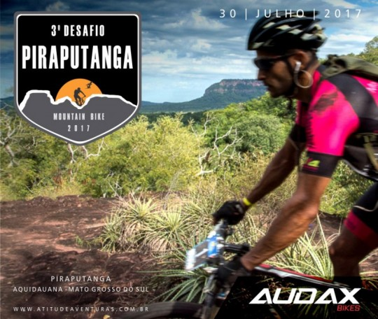 3º Desafio Piraputanga de Mountain Bike