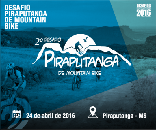 2º Desafio Piraputanga de Mountain Bike