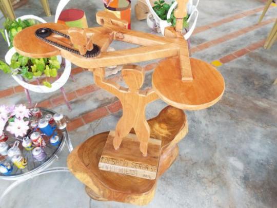 Casa do Artesão em Bodoquena cria artesanatos para o Desafio Serra da Bodoquena